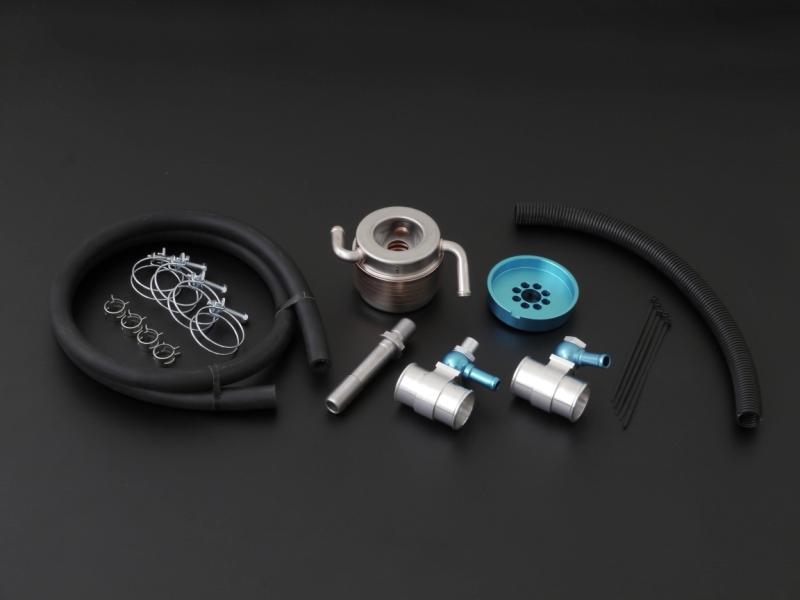 CUSCO(クスコ) 水冷式エンジンオイルクーラーレヴォーグ VMG(2.0ターボ)/ VM4(1.6ターボ)WRX S4 VAG(2.0ターボ)