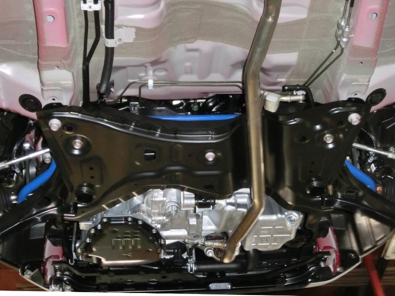 CUSCO (クスコ) スタビライザー(フロント用24φ)ハスラー MR31S 4WD用