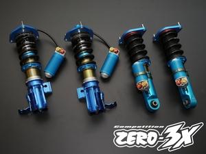 CUSCO(クスコ) ZERO3X「ゼロスリーエックス」車高調WRX-STI VAB