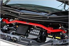 オートエグゼ ストラットタワーバー フロントAZ-ワゴン MJ23S 2WD