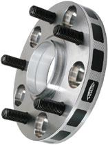 Kics(キックス) ワイドトレッドスペーサーW.T.S. ハブユニットシステム 20mm 2枚1セット