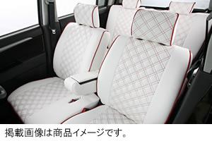 イレブン クラッツィオ キルティング シートカバーパッソ  KGC10/15、QNC10  H18/12~H22/21列目ベンチシート、シートリフター付車