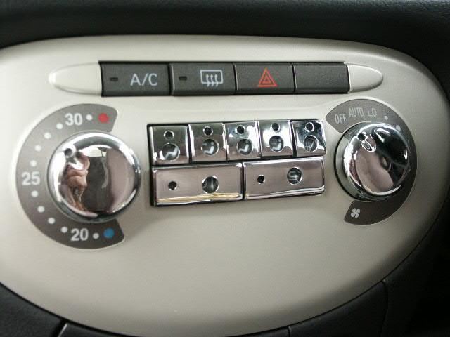 ワゴンスター 内外装パーツ【ムーヴラテ L550S】オートエアコンスイッチカバー9点セット