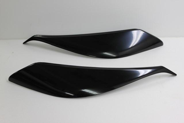 未塗装品 アイライン 左右セット ヴィッツ NSP・KSP・NCP130系 中期型 ハロゲン用
