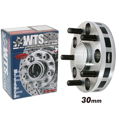 Wide tread spacer 86 (bee Roch) /ZN6/ Toyota /PCD 5H-100 ■ kicks Kics W.T.S. ハブユニットシステムワイトレツライチ 30 millimeters /3cm/3 centimeter
