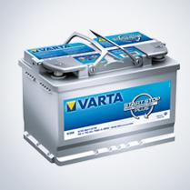 VARTA START-STOP PLUS■メルセデスベンツ/MERCEDES BENZ/SL500/GF-230475【E39-570-901-076】あらゆるニーズに応える高性能バッテリー/バルタ/2年保証 ファルタ