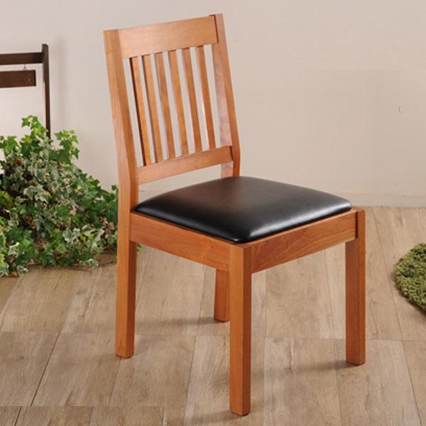 ダイニングチェア リーヴス 無垢材 日本製 ウォールナット 木製 天然木 カフェ風 いす リビングチェア 食卓椅子 ダイニングいす