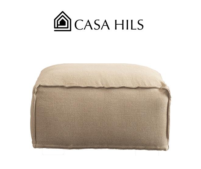 オーガニック スツール CR-Stool (CASA HILS / LOHAS Style / Organic / 自然素材 / sofa / ソファー / デザイン家具)