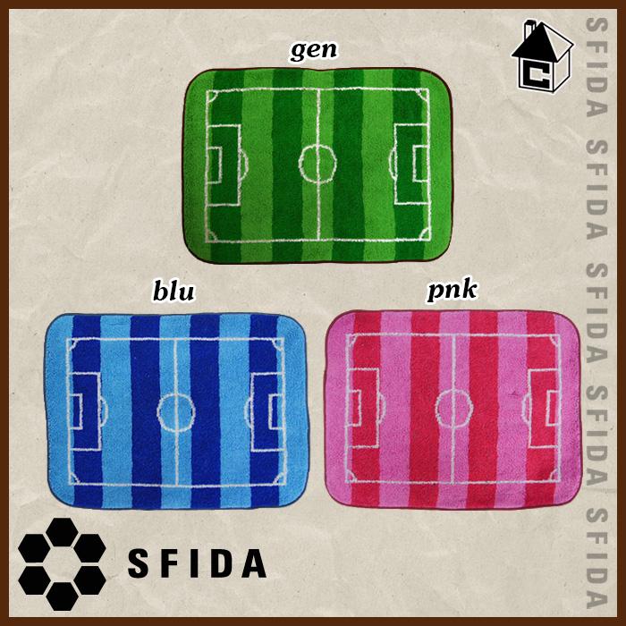 SFIDA pitch mini towel q Futsal soccer games OSF-TW01