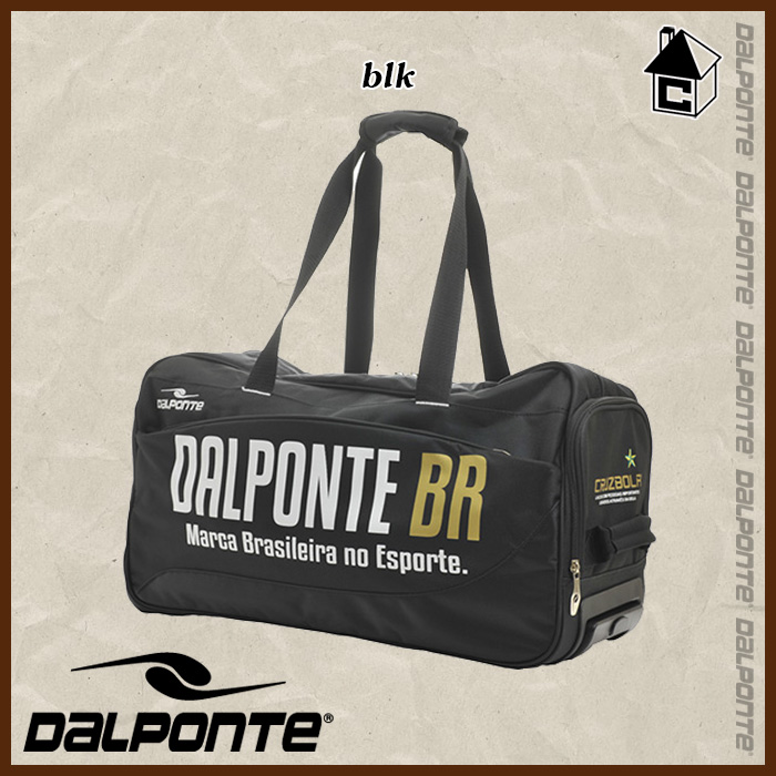 DalPonte【ダウポンチ】キャリーバック〈サッカー フットサル ボストン バッグ カバン 鞄〉DPZ59