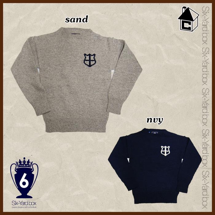 【SALE40%OFF】6-Yard box【シックスヤードボックス】Cubillas Sweater〈セール サッカー フットサル クビジャス セーター〉SYK5010