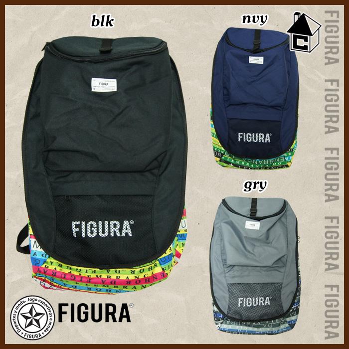 FIGURA【フィグラ】バックパック〈サッカー フットサル リュック〉FIG-C057