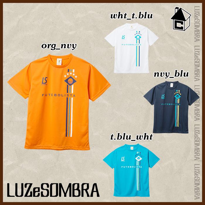 LUZ e SOMBRA/LUZeSOMBRA RHYTHM LINE PRA-SHIRT [soccer Futsal rhythm line Prasat] S1611034