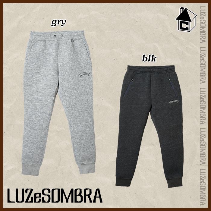 LUZ e SOMBRA/LUZeSOMBRA【ルースイソンブラ】SELECAO BONDING PANTS〈セレソン ボンディングパンツ〉C1715215