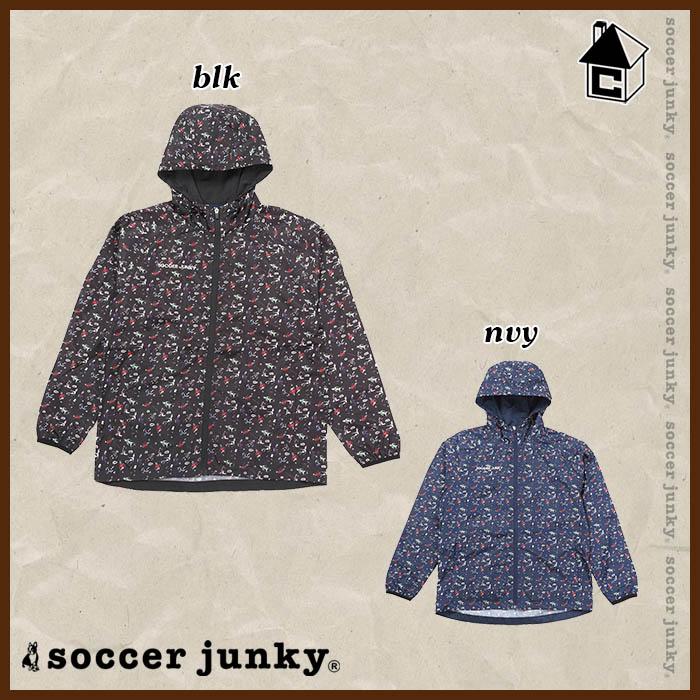Soccer Junky【サッカージャンキー】ライトウィンドジャケット〈アウター ピステ 表撥水 5人目のビートルズ+7〉SJ18570