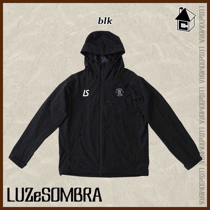 LUZ e SOMBRA TOP TEAM【ルースイソンブラ トップチーム】LTT 2WAY STRETCH MESH JKT〈メッシュ フルジップ ジャケット ピステ〉T1812200