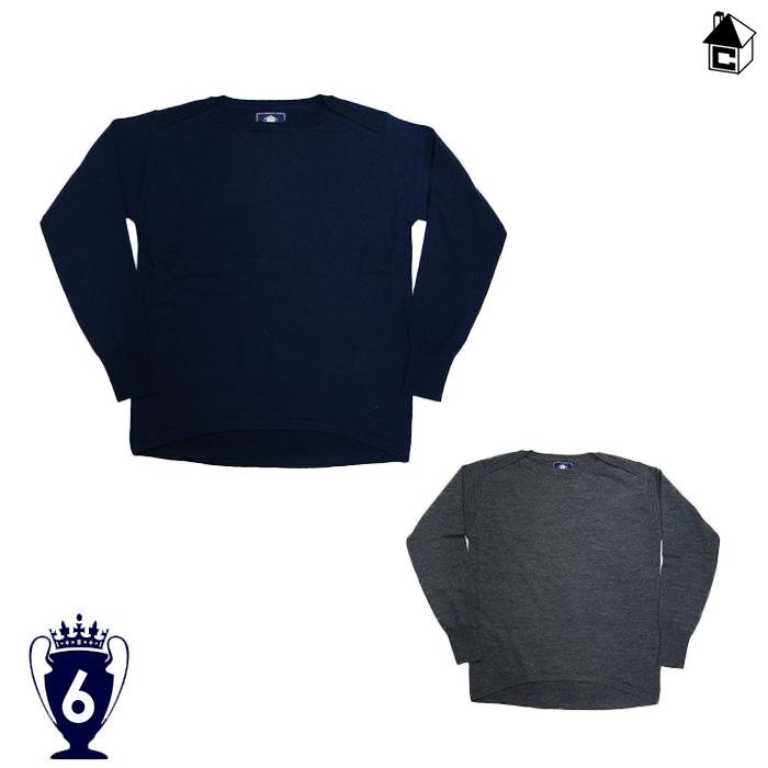 【SALE50%OFF】6-Yard box【シックスヤードボックス】Campos&Higuita Boatneck Sweater〈セール サッカー フットサル カンポス イギータ ボートネックセーター〉SYK5003_SYK5005