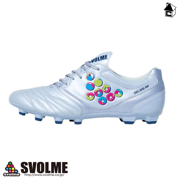 svolme【スボルメ】DELSALMA-4 LE〈サッカー フットサル シューズ 靴 デルサルマ〉183-92060