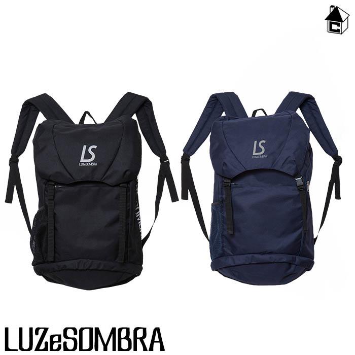 LUZ e SOMBRA LUZeSOMBRA ルースイソンブラ サッカー バッグ VARIOUS BACKPACK〈フットサル リュックサック〉F1814709 捧呈 店