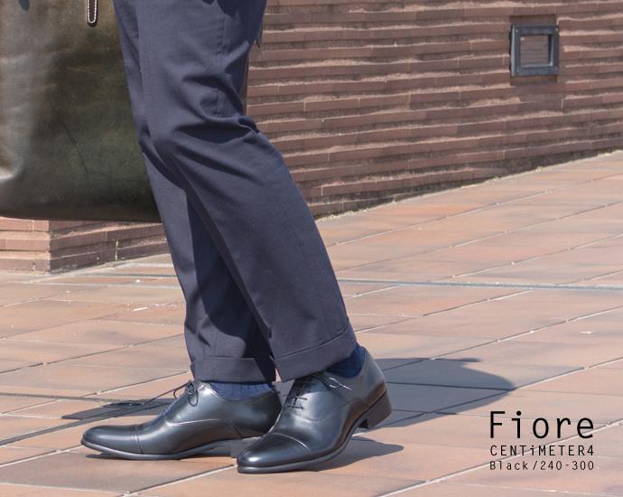 ビジネスシューズ メンズ Fiore 革靴 ストレートチップ シューズ ドレスシューズ フォーマル 本革 紳士靴 結婚式 艶なし 大きいサイズ 冠婚葬祭 日本製 内羽根 ブランド レッドソール 小さいサイズ 28cm 28 5cm 29cm 29 5cm 30cm スーツ 就活 送料無料xordCeB