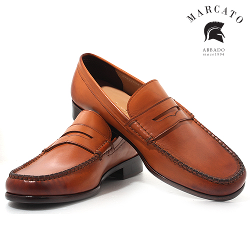Genuine leather handmade loafers mens shoes slip-on preppy Ivy League Ivy fashion classic Trad style