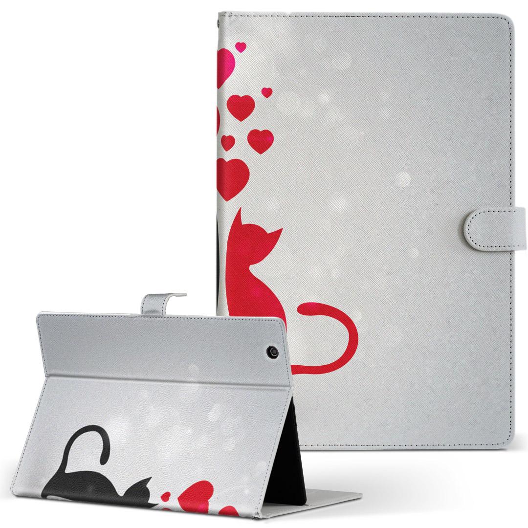 Apple iPad Air 2手帳型ケース レザー かわいい ダイアリー 人気 タブレット ケース カバー 2 iPadAir イラスト アイパッド 革 高価値 猫 二つ折り 000254 正規認証品!新規格 タブレットケース ハート アップル フリップ 手帳型 Lサイズ ipadair2