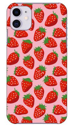 【送料無料】 イチゴ (ピンク) produced by COLOR STAGE / for iPhone 11/Apple 【Coverfull】【カバフル】【全面】【受注生産】【スマホケース】【ハードケース】アップル iphone11 iphone11 ケース iphone11 カバー アイフォーン11 ケース アイフォーン11 カバー
