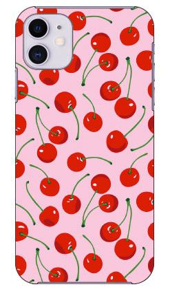 【送料無料】 チェリー (ピンク) produced by COLOR STAGE / for iPhone 11/Apple 【Coverfull】【カバフル】【全面】【受注生産】【スマホケース】【ハードケース】アップル iphone11 iphone11 ケース iphone11 カバー アイフォーン11 ケース アイフォーン11 カバー