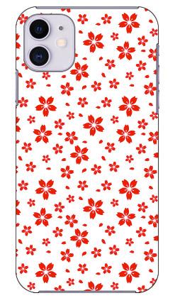 【送料無料】 桜 (MONOTONEピンク) produced by COLOR STAGE / for iPhone 11/Apple 【Coverfull】【全面】【受注生産】【スマホケース】【ハードケース】アップル iphone11 iphone11 ケース iphone11 カバー アイフォーン11 ケース アイフォーン11 カバー