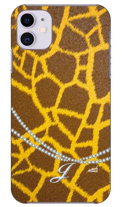 【送料無料】 キリン柄イニシャル-J design by ARTWORK / for iPhone 11/Apple 【Coverfull】【カバフル】【全面】【受注生産】【スマホケース】【ハードケース】アップル iphone11 iphone11 ケース iphone11 カバー アイフォーン11 ケース アイフォーン11 カバー