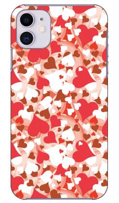 【送料無料】 ポップハート レッド produced by COLOR STAGE / for iPhone 11/Apple 【Coverfull】【カバフル】【全面】【受注生産】【スマホケース】【ハードケース】アップル iphone11 iphone11 ケース iphone11 カバー アイフォーン11 ケース アイフォーン11 カバー