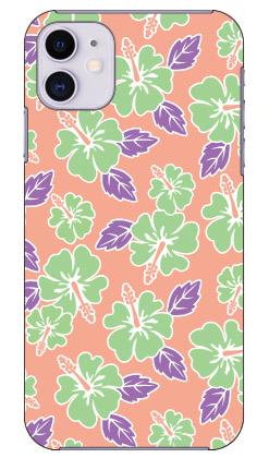 【送料無料】 ハイビスカス グリーン produced by COLOR STAGE / for iPhone 11/Apple 【Coverfull】【全面】【受注生産】【スマホケース】【ハードケース】アップル iphone11 iphone11 ケース iphone11 カバー アイフォーン11 ケース アイフォーン11 カバー