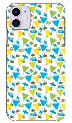 【送料無料】 Cocktail ブルーイエロー produced by COLOR STAGE / for iPhone 11/Apple 【Coverfull】【全面】【受注生産】【スマホケース】【ハードケース】アップル iphone11 iphone11 ケース iphone11 カバー アイフォーン11 ケース アイフォーン11 カバー