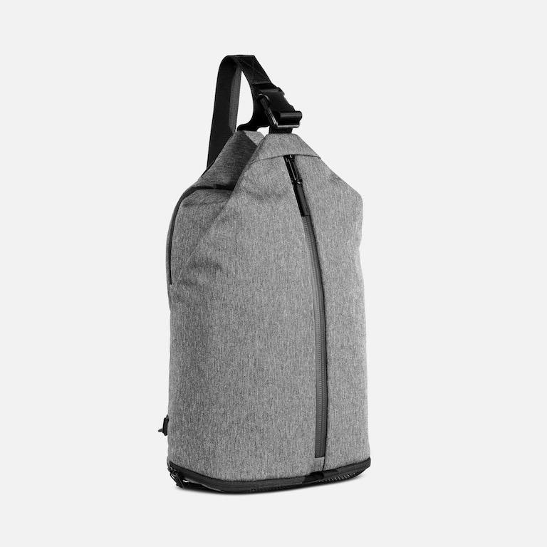 【送料無料】Aer Sling Bag 2 Gray エアー スリング バッグ 2 グレー バックパック リュック バッグ ジム コーデュラ バリスティック ナイロン 軽量