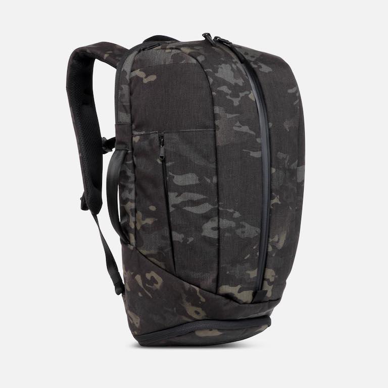 【送料無料】Aer Duffel Pack 2 Black Camo エアー ダッフル パック 2 ブラック カモ バックパック リュック バッグ ジム コーデュラ バリスティック ナイロン 軽量
