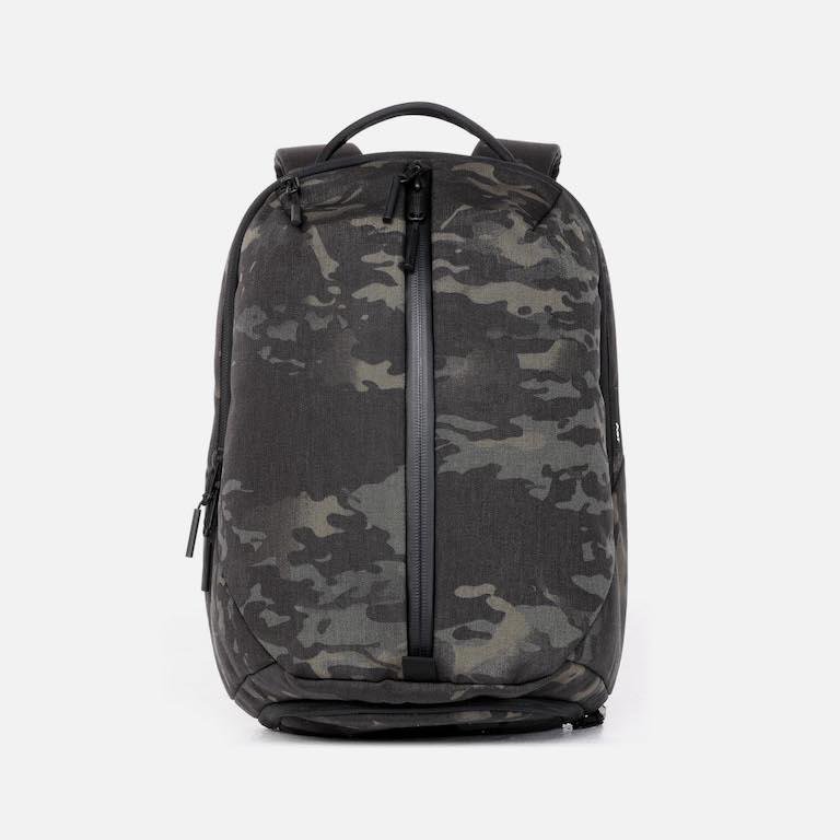 【送料無料】Aer Fit Pack 2 Black Camo エアー フィット パック 2 ブラック カモ バックパック リュック バッグ ジム コーデュラ バリスティック ナイロン 軽量