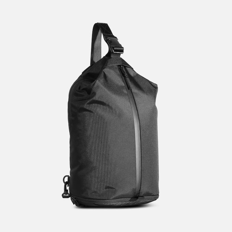 【送料無料】Aer Sling Bag 2 Black エアー スリング バッグ 2 ブラック バックパック リュック バッグ ジム コーデュラ バリスティック ナイロン 軽量