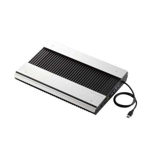 【送料無料】 ELECOM(エレコム) USB3.0ハブ付きノートPC用クーラー(高耐久性×極冷) SX-CL24LBKpcクーラー ノートpcクーラー ノートパソコン 冷却 ノートPC用クーラー 高耐久性 爆風モード搭載 冷却効果 ダイヤル式風量調節機能 電源供給ケーブル