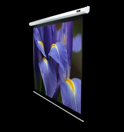 【送料無料】 エリートスクリーン 電動プロジェクタースクリーン ヴィマックス2 100インチ(16:9) 24