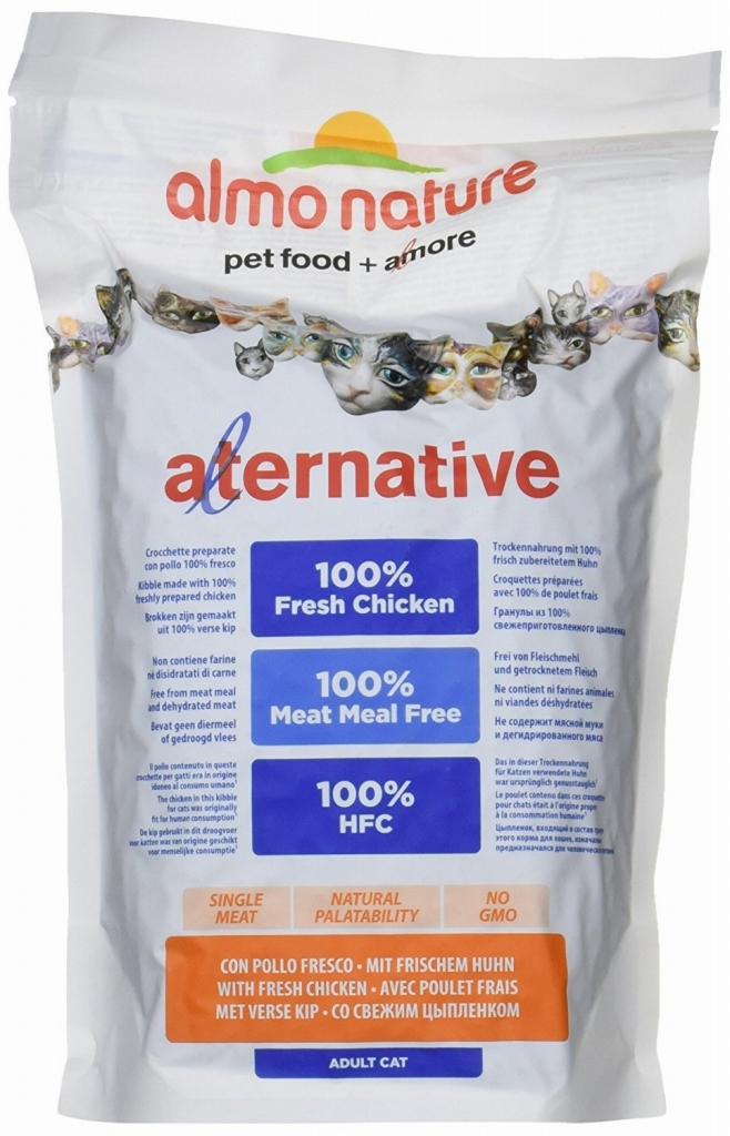【送料無料】 【ケース販売】 ALTERNATIVE DRY CAT (猫ドライ) オルタナティブ・フレッシュチキン 750g ×5個入りアルモネイチャー オルタナティブ 安心 高品質 ペットフード アルモネイチャー オルタナティブ 安心 高品質 ペットフード