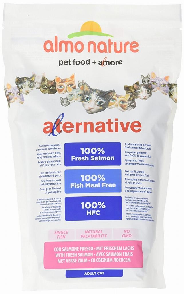 【送料無料】 【ケース販売】 ALTERNATIVE DRY CAT (猫ドライ) オルタナティブ・フレッシュサーモン 750g ×5個入りアルモネイチャー オルタナティブ 安心 高品質 ペットフード アルモネイチャー オルタナティブ 安心 高品質 ペットフード