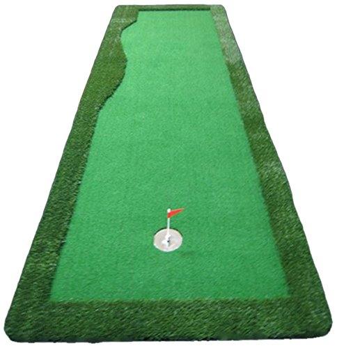 【送料無料】 本格人工芝ゴルフパターマット EP01 【1.4×3m】