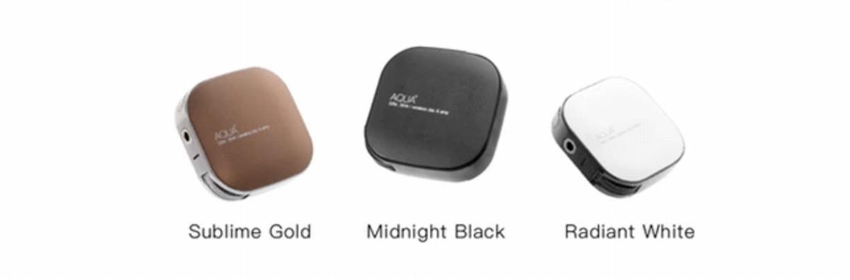 【送料無料】 【日本ポステック】 AQUA+ アクアプラスつなぐだけ 究極 ハイレゾ音質 高音質 イヤホン ヘッドホン ワイヤレス プレイヤー ヘッドホンアンプ アップコンバート buluetooth 無線 ローノイズ ロージッター ワイヤレス充電 マイク付きリモコン