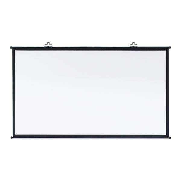 【送料無料】 SANWA SUPPLY(サンワサプライ) プロジェクタースクリーン(壁掛け式) PRS-KBHD90