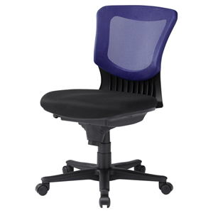 【送料無料】 SANWA SUPPLY(サンワサプライ) メッシュチェア SNC-NET19BLメッシュチェア oaチェア オフィスチェア パソコンチェア デスクチェア ワークチェア メッシュチェアー オフィスチェアー デスクチェアー パソコンチェアー pcチェア チェア チェアー 椅子 いす
