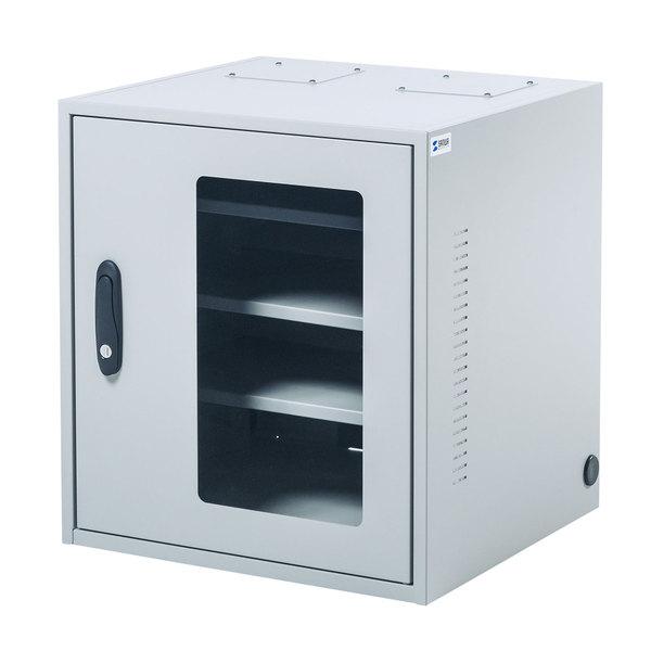 【送料無料】 SANWA SUPPLY(サンワサプライ) 簡易防塵機器収納ボックス(W450) MR-FAKBOX450NAS HDD ハードディスク LAN ハブ スイッチングハブ 機器 設置 保管 省スペース 管理 パソコン 事務所 オフィス