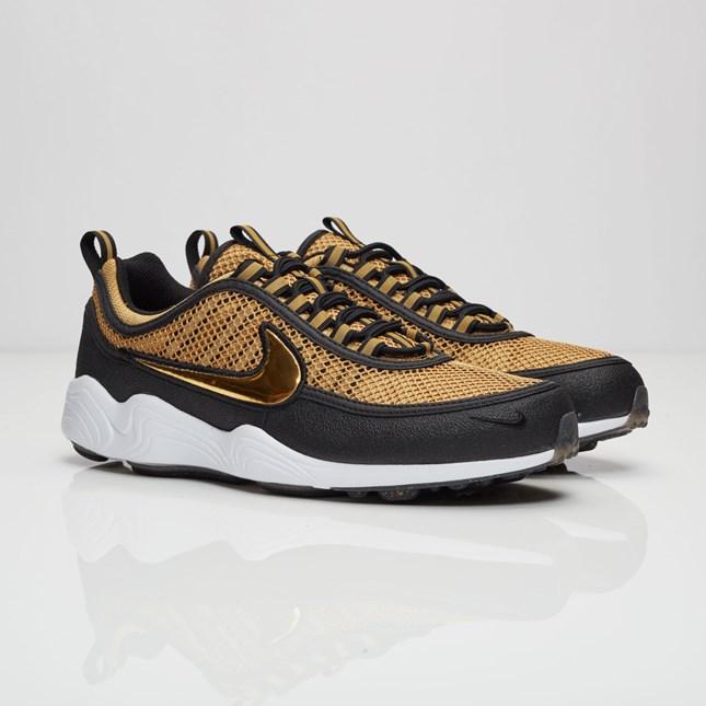 【代金引換不可】 送料無料 店舗限定 Men's メンズ NikeLab Air Zoom Spiridon Metallic Gold Black 849776-770 ナイキラボ エアズーム スピリドン ゴールド ブラック ファッション シューズ スニーカー 靴 おしゃれ かわいい 人気