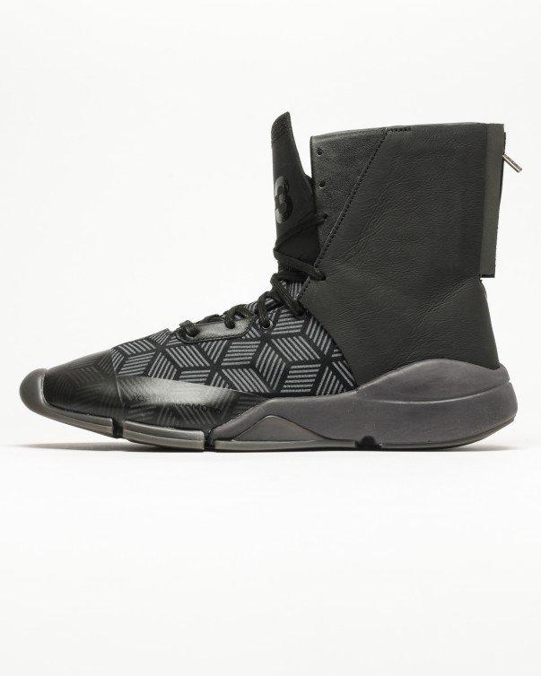 【代金引換不可】 送料無料 men's メンズ 店舗限定 ADIDAS Y-3 FUTURE ZIP HIGH BLACK S82135 アディダス Y3 フィーチャー ジップ ハイ ブラック ストリート 人気 おしゃれ かわいい スニーカー シューズ 靴