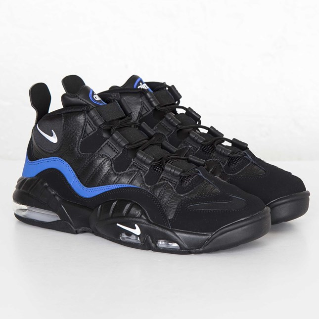 【代金引換不可】 送料無料 店舗限定 日本未発売 海外限定 Nike Air Max Sensation 805897-002 Black / White-Varsity Royal ナイキ エアマックス センセーション ブラック ブルー 人気 かわいい おしゃれ クール スニーカー 靴 メンズ レディース 激安