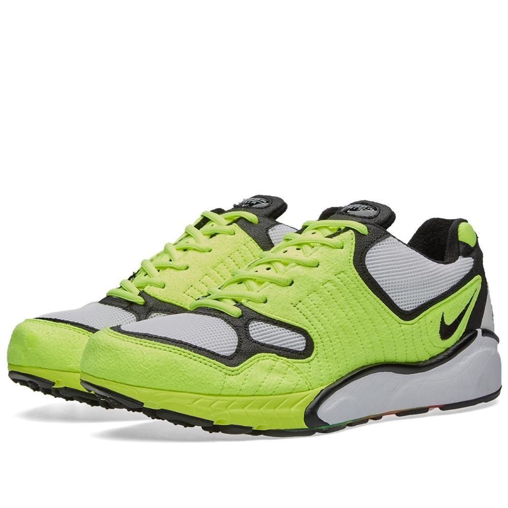 【代金引換不可】 送料無料 店舗限定 NikeLab Air Zoom Talaria ´16 844695-700 Volt / Black / Metallic Silver / White ナイキラボ エア ズーム タラリア ブラック イエロー ホワイト 人気 かわいい おしゃれ クール スニーカー 靴 メンズ レディース 激安